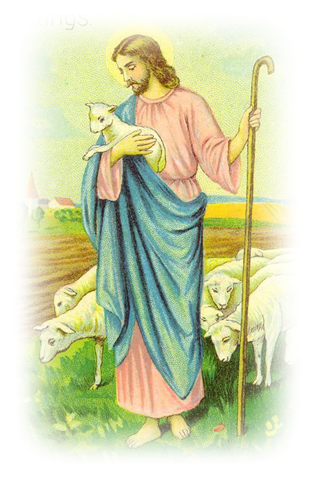 Free Vintage Easter Clip Art Jesus  Png Photo By Lionessa50