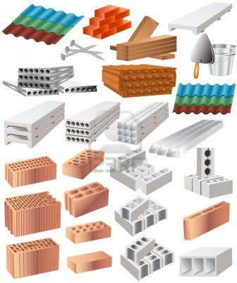 Construction materials clipart clipart suggest - Material de construccion ...