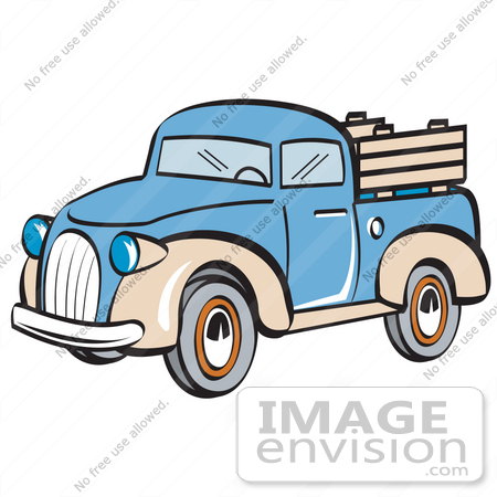 Pickup Truck Clipart Outline   Clipart Panda   Free Clipart Images