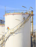 Rfm Extract Chemicals Tank Strorage In Petrochemical Refinery Pl Stock