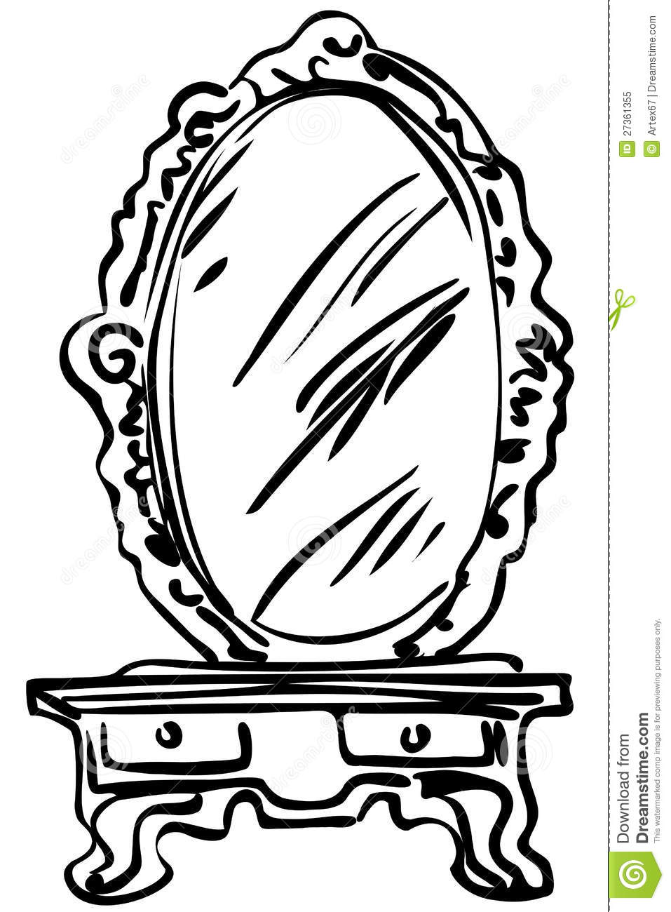 Mirror Clipart Clipart Panda Free Clipart Images NvzMng