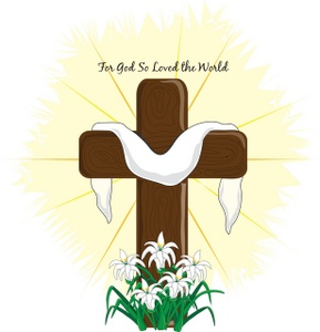 Easter Lily And Cross Clipart Easter Lily Quotes  Quotesgram