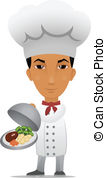 Main Course Illustrations And Clipart