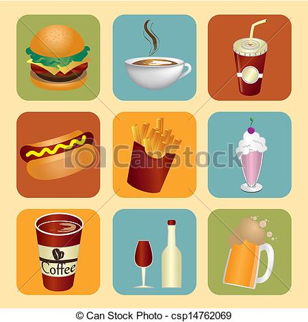 Main Dish Clipart Main Course Vector Clipart And