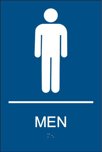 Mens Bathroom Sign Clipart Restroom Signs With Icon. Men Women Bathroom Sign Clipart   Clipart Kid