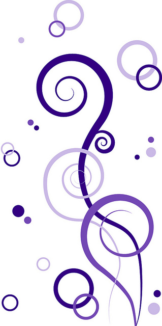 purple swirl clipart clipart suggest. Black Bedroom Furniture Sets. Home Design Ideas