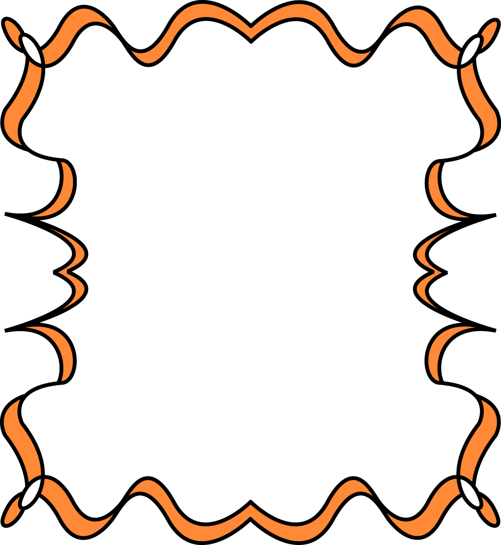 Halloween Borders Clipart - Clipart Kid