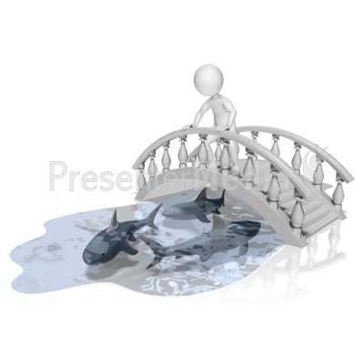 Bridge Over Troubled Water   Presentation Clipart   Great Clipart For