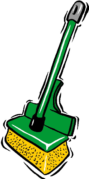 Cleaning Equipment Clipart Cleaning Clip Art