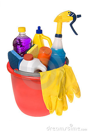 Cleaning Supplies Clipart Clipart Suggest