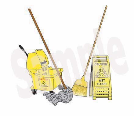 Cleaning Supplies Clip Art Pictures