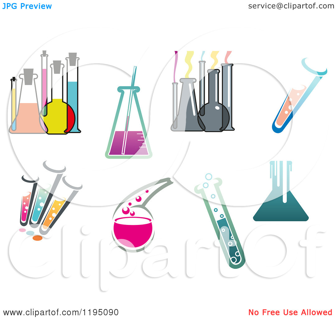 clipart test tubes and beakers - photo #15