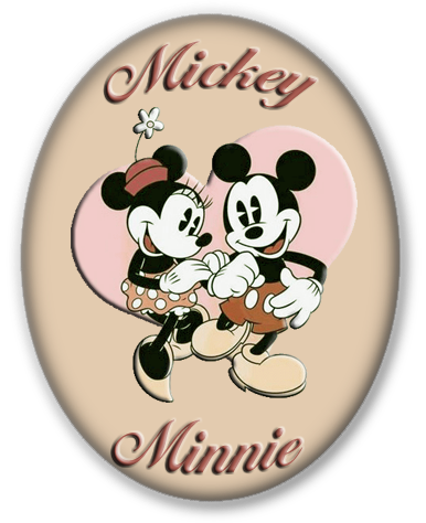 Everyone Loves Mickey And Minnie  They Ve Been Together As Long As We