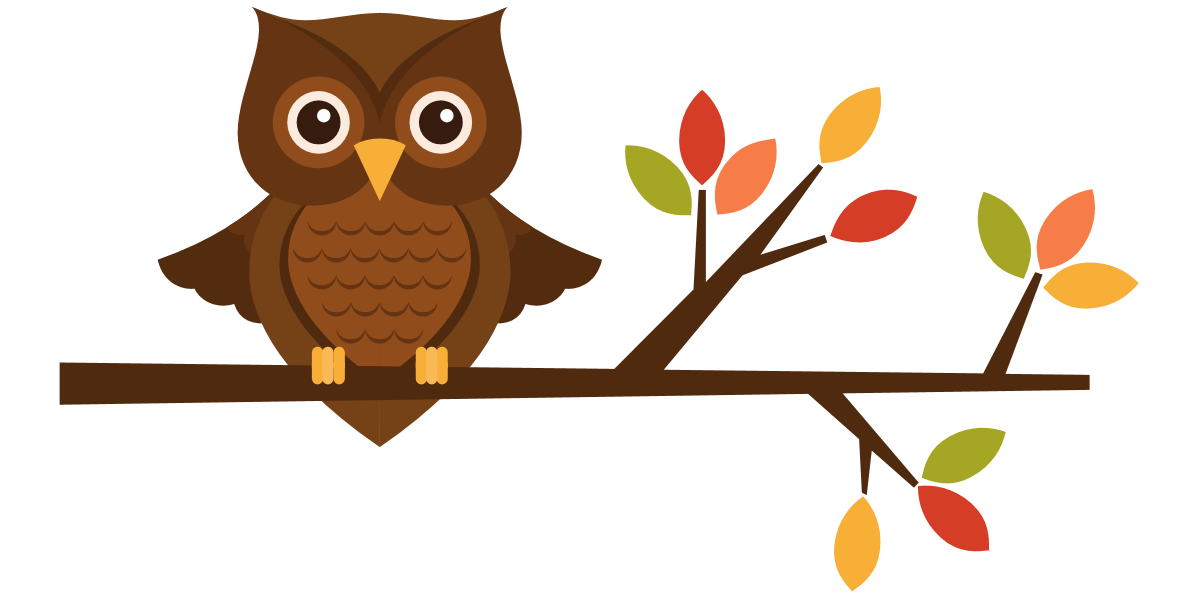 Fall Owl Clip Art Car Tuning