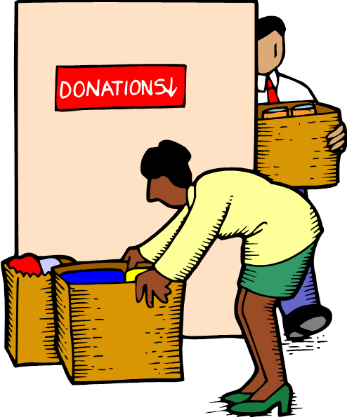 Clothing Donations Clipart - Clipart Suggest