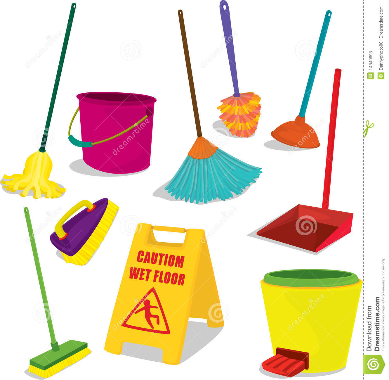 Go Back   Images For   Cleaning Supplies Clip Art