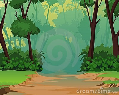 Clip Art Jungle Clipart jungle scene clipart kid background 6710 jpg