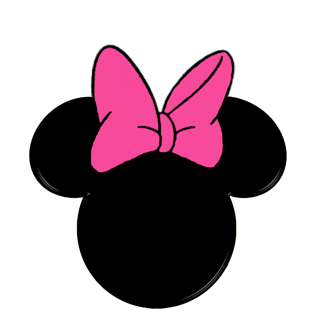 Mickey And Minnie Mouse Head Clip Art Clipart Panda Free Clipart