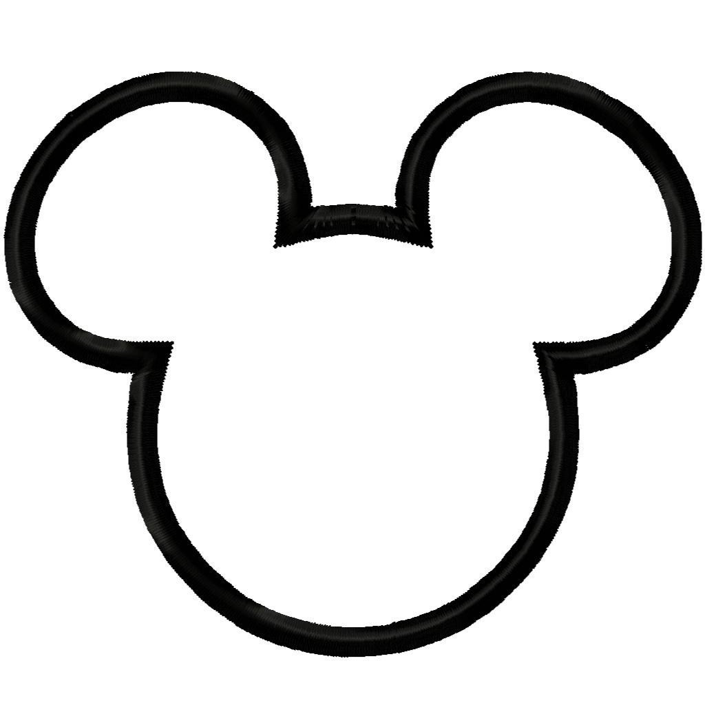 Mickey Mouse Head Clipart   Clipart Panda   Free Clipart Images