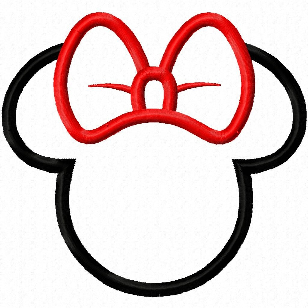 Mickey Mouse Head Clipart Mickey Mouse And Minnie Mouse Wallpaper