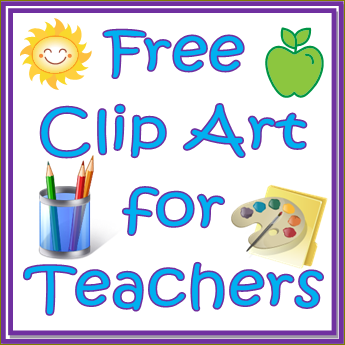 Nyla S Crafty Teaching  Free Clip Art For Teachers