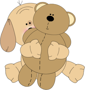 Teddy Bear Hugs Clipart - Clipart Kid