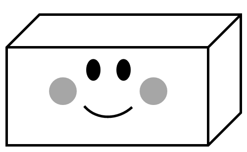 Rectangular Prism Clipart - Clipart Kid