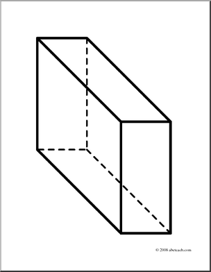 Rectangular Prism Clipart Images   Pictures   Becuo
