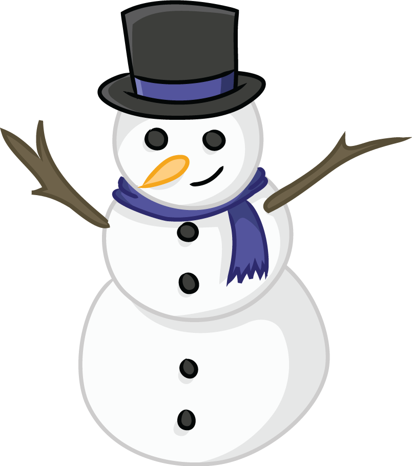 christmas snowman clipart clipart suggest