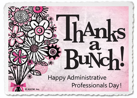 Administrative Professionals Day April 24 Blue Mountain Blog
