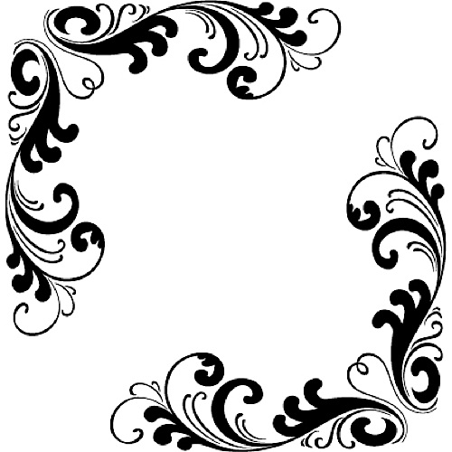 Corner Flourishes Free   Free Cliparts That You Can Download To You