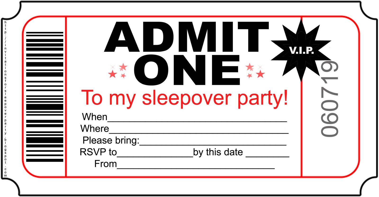 Pajama Invitations is awesome invitations design