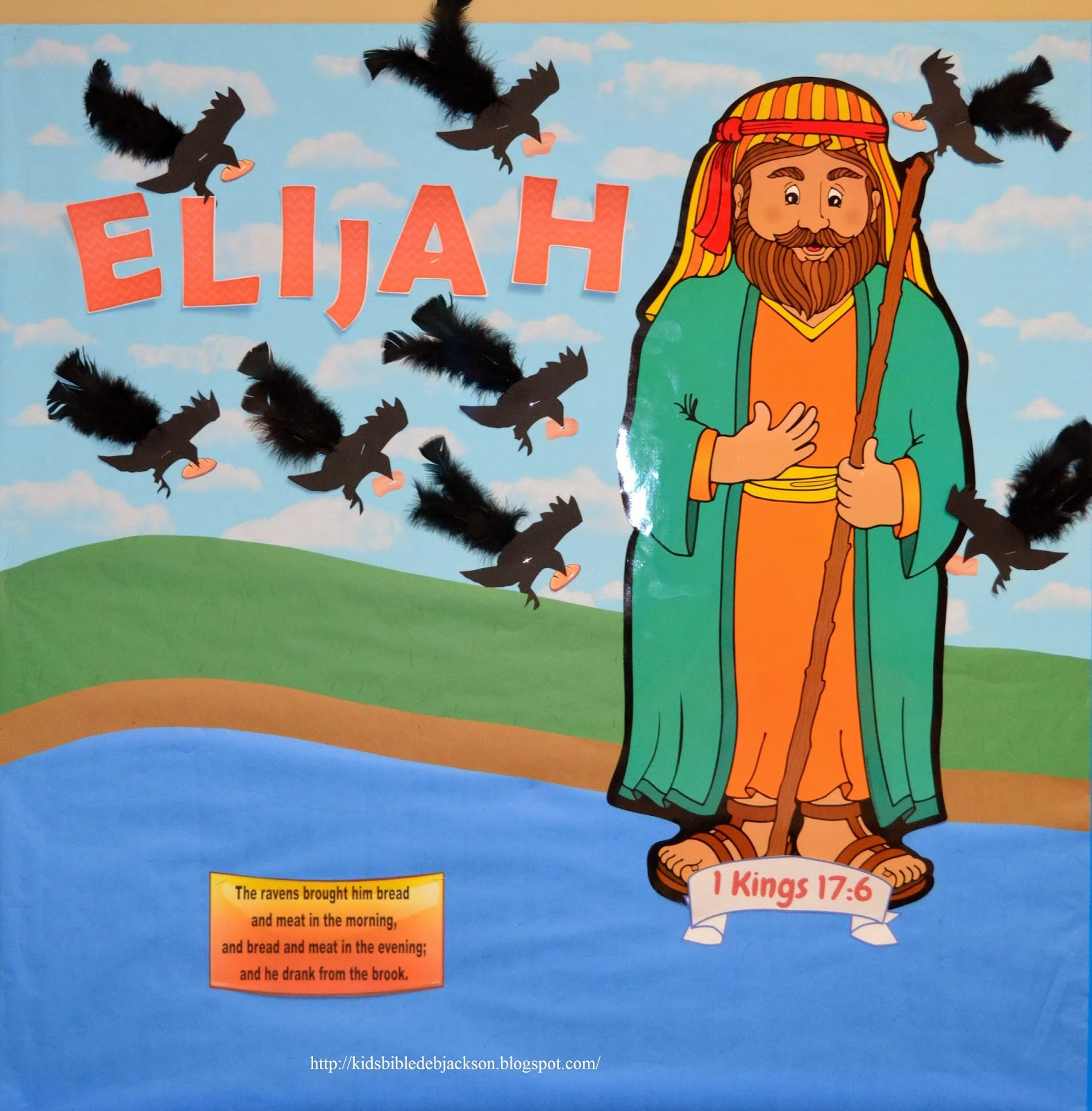 Elijah Bible Characters Clipart Clipart Suggest