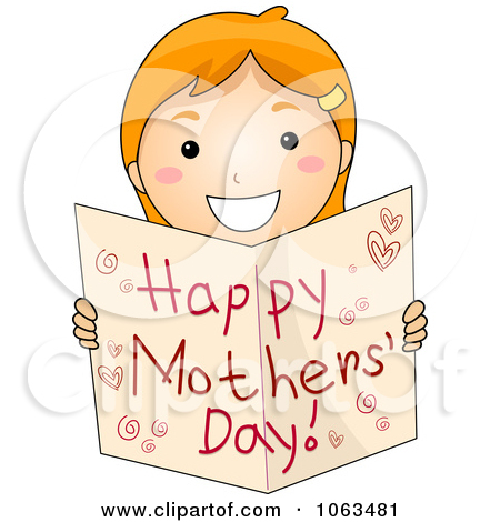 Royalty Free  Rf  Mothers Day Clipart Illustrations Vector Graphics