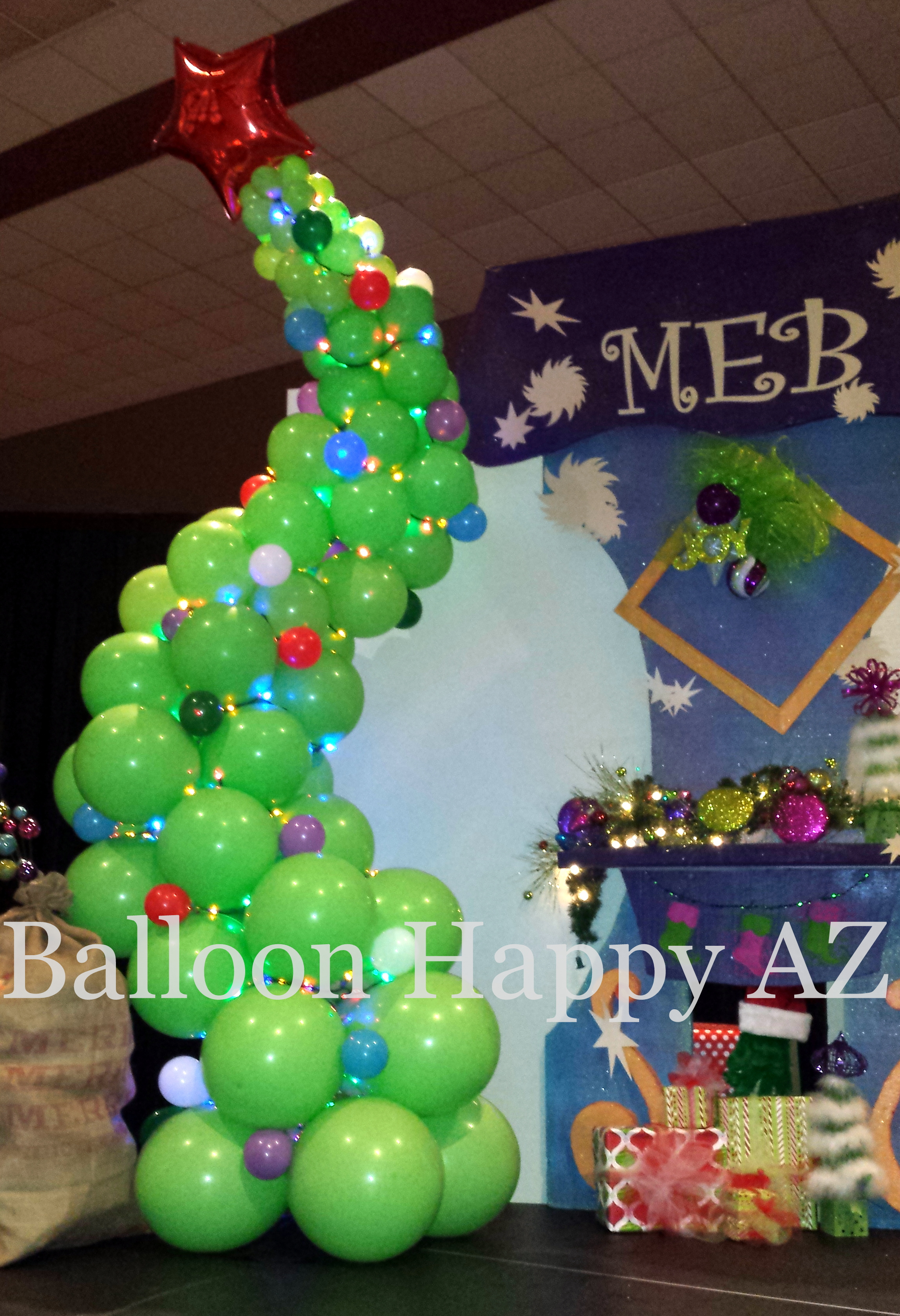Whoville Christmas Party Ideas Balloonhappyaz Blog   See What Makes