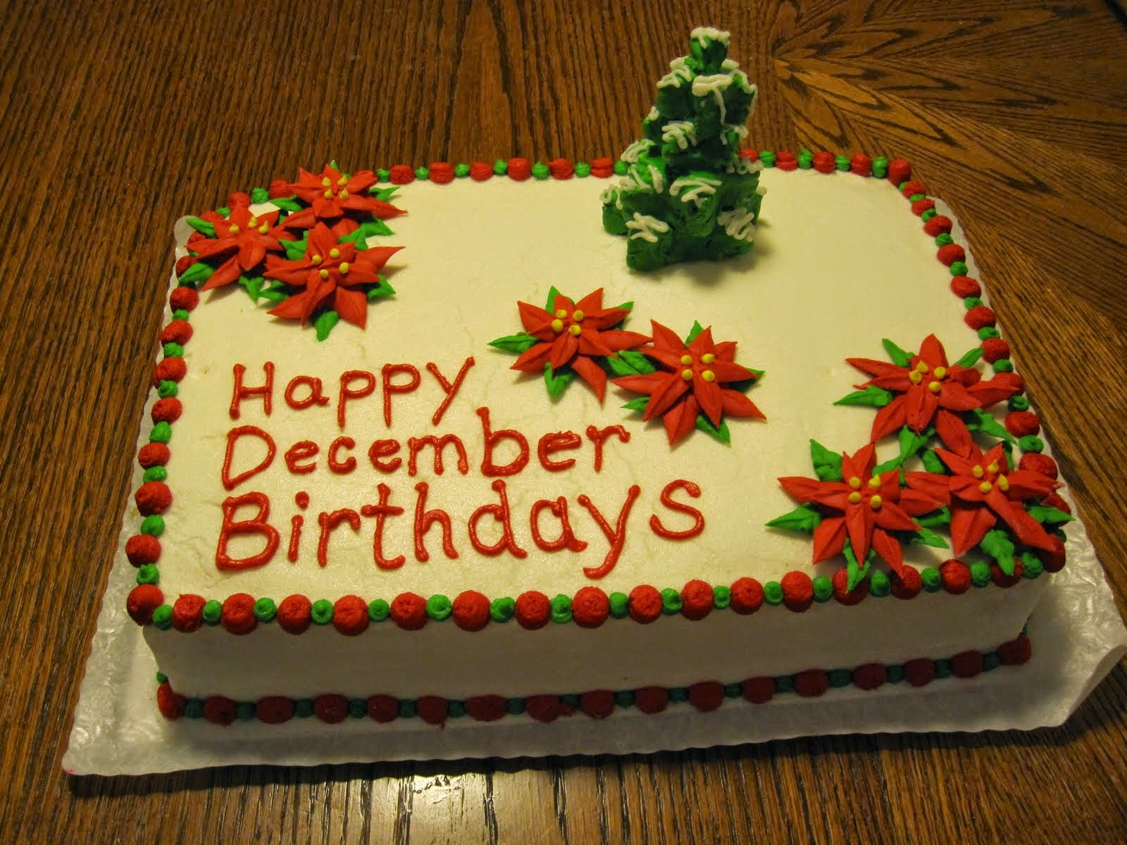 Happy December Birthdays Clipart - Clipart Suggest