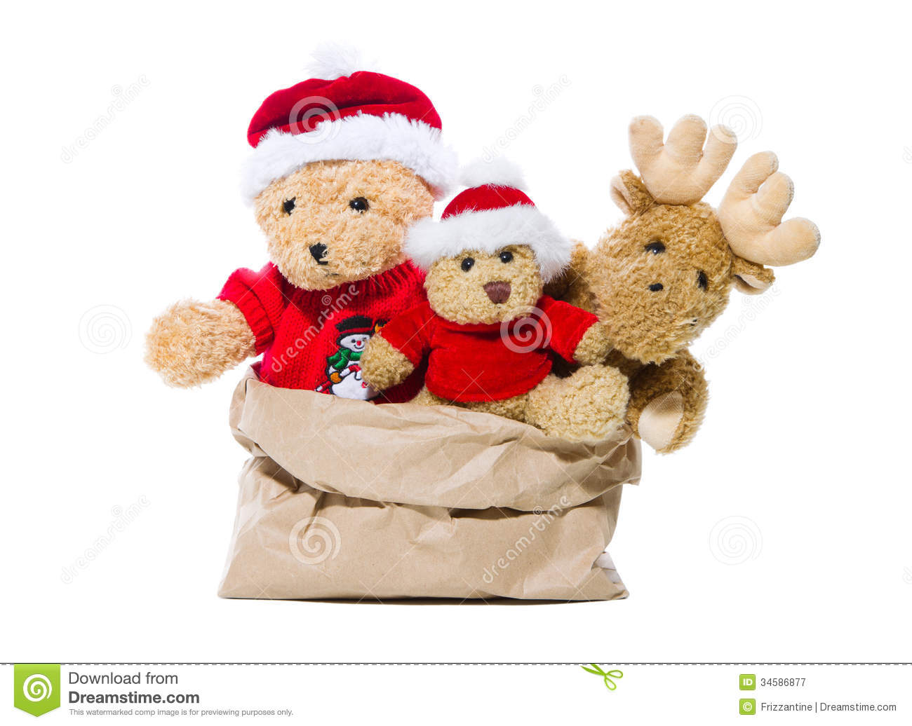 Group Of Stuffed Animals Clipart - Clipart Kid