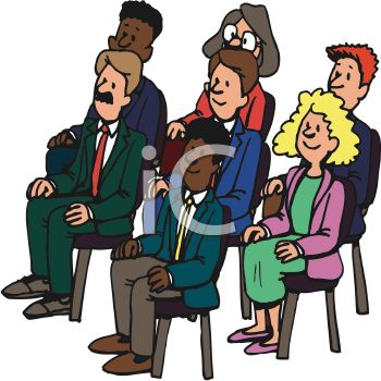 Group Of Business People Clipart - Clipart Kid