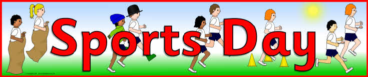 Sports Days   2nd   3rd July 2015