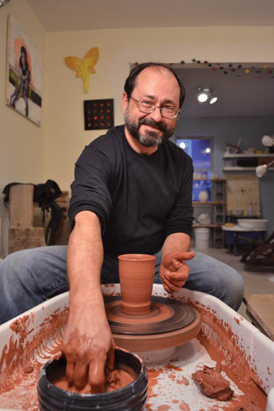 Artisan For Ceramic Artist Jim