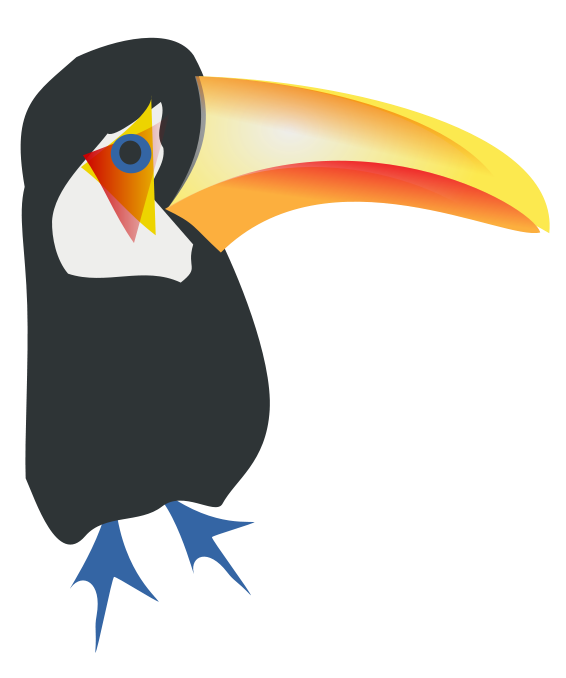 Baby Toucan Clipart This Free Toucan Clip Art Is