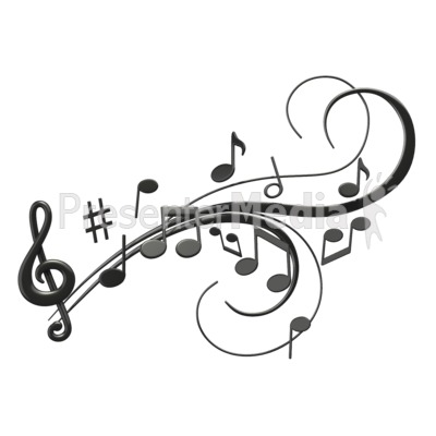 Clip Art Clipart Musical Notes music notes symbols clipart kid swoosh signs and great for