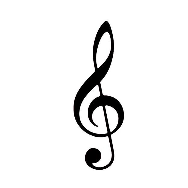 Music Notes Symbols Clipart - Clipart Kid