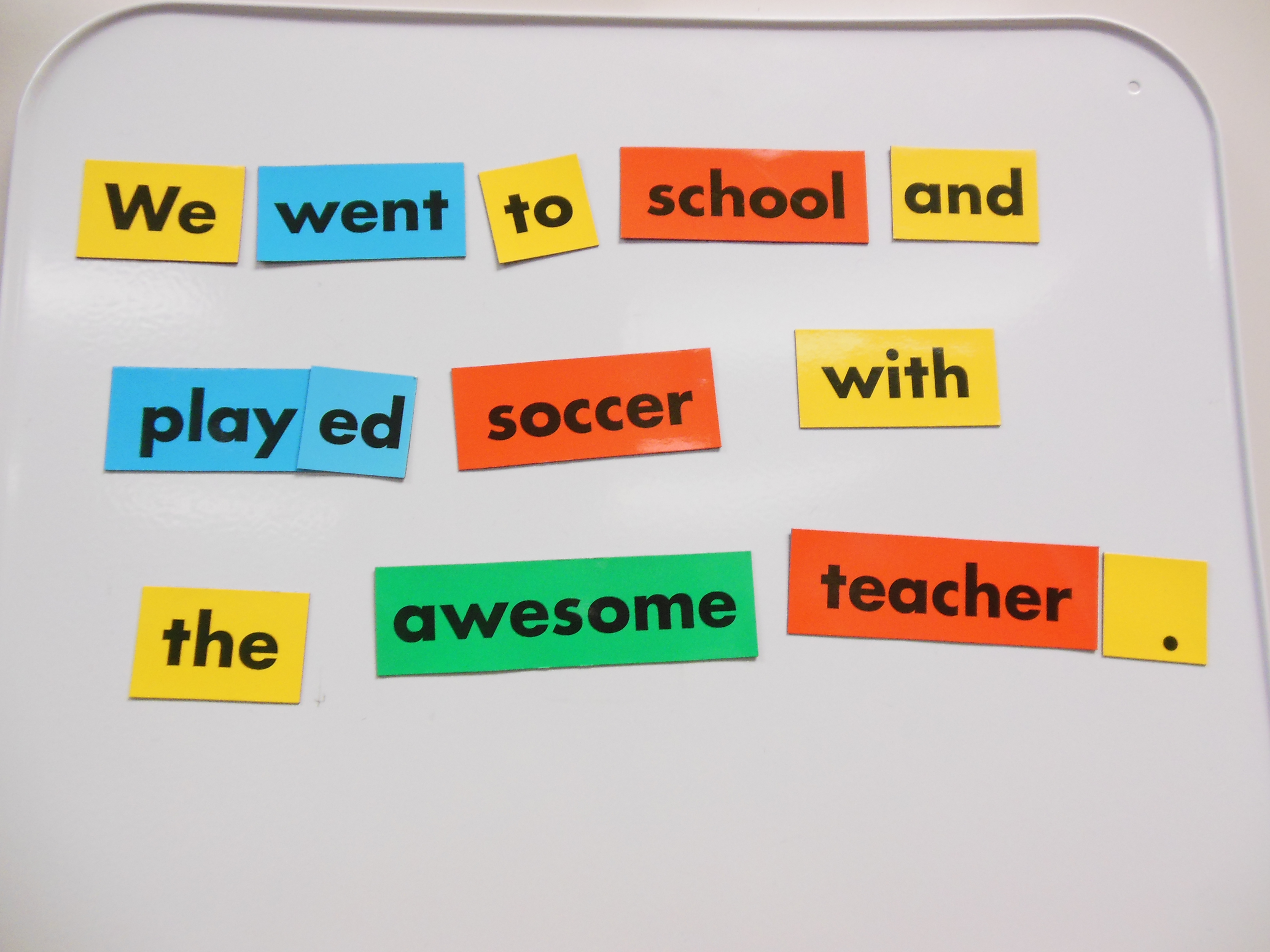 build a sentence worksheets