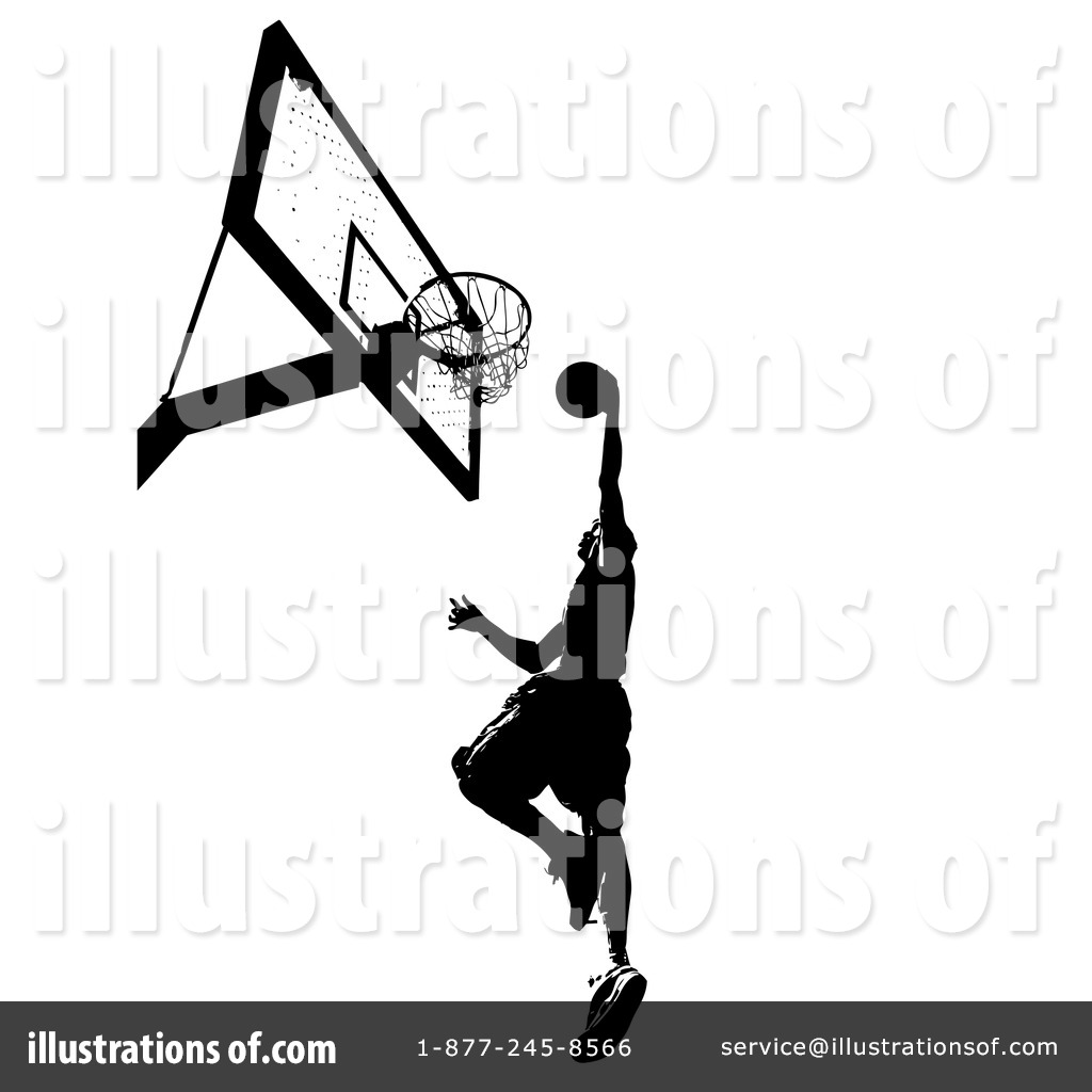 Basketball Clipart  93935 By Arena Creative   Royalty Free  Rf  Stock