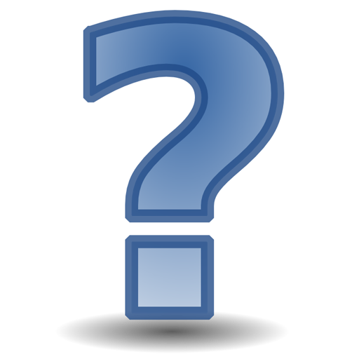 Blue Question Mark Icon Blue Question Mark 1128052221 Png