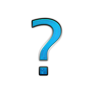 Blue Question Mark Icon   Clipart Panda   Free Clipart Images