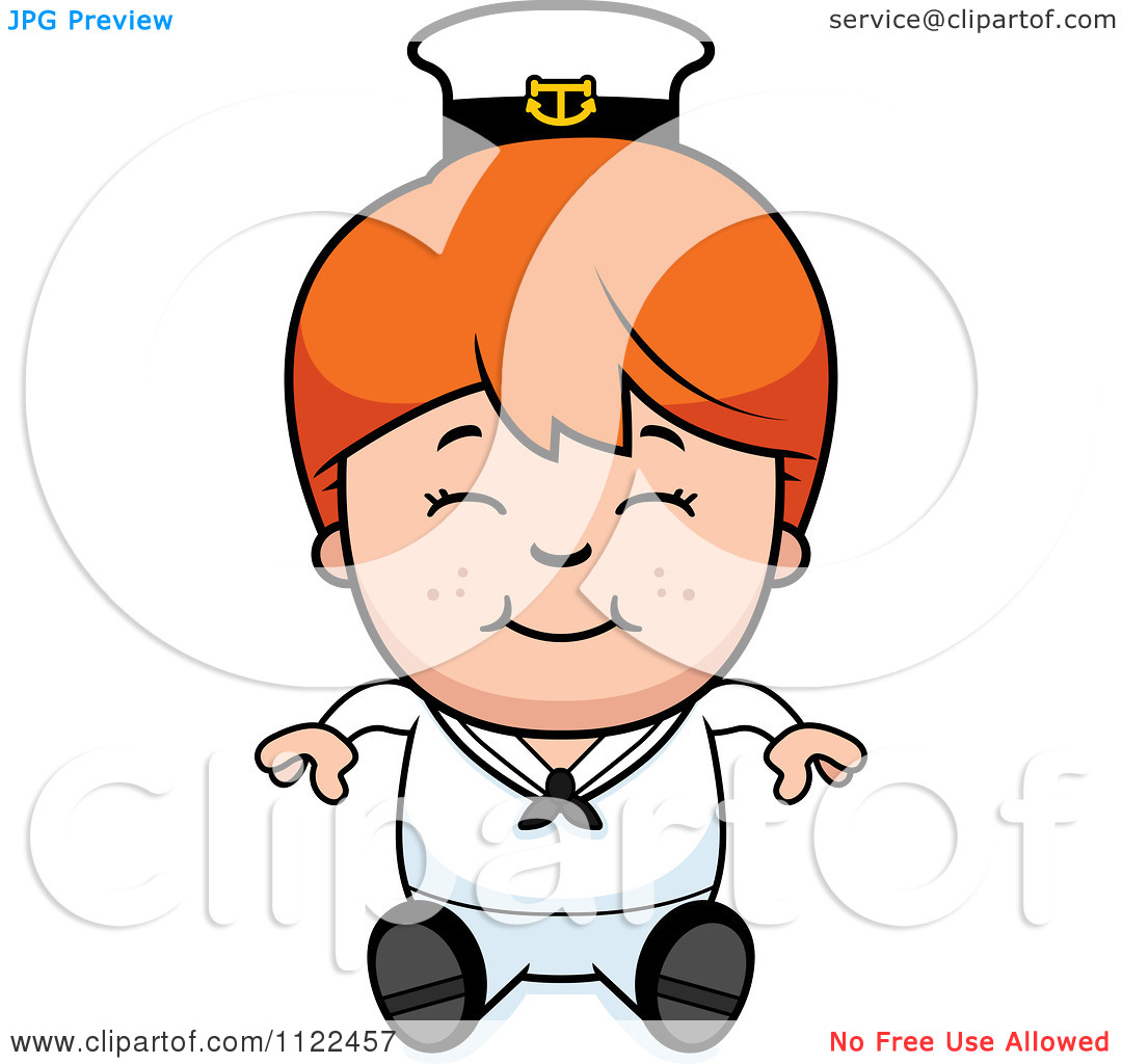 Boy Sitting At Desk Clipart