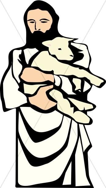 Christian Shepherd Clipart