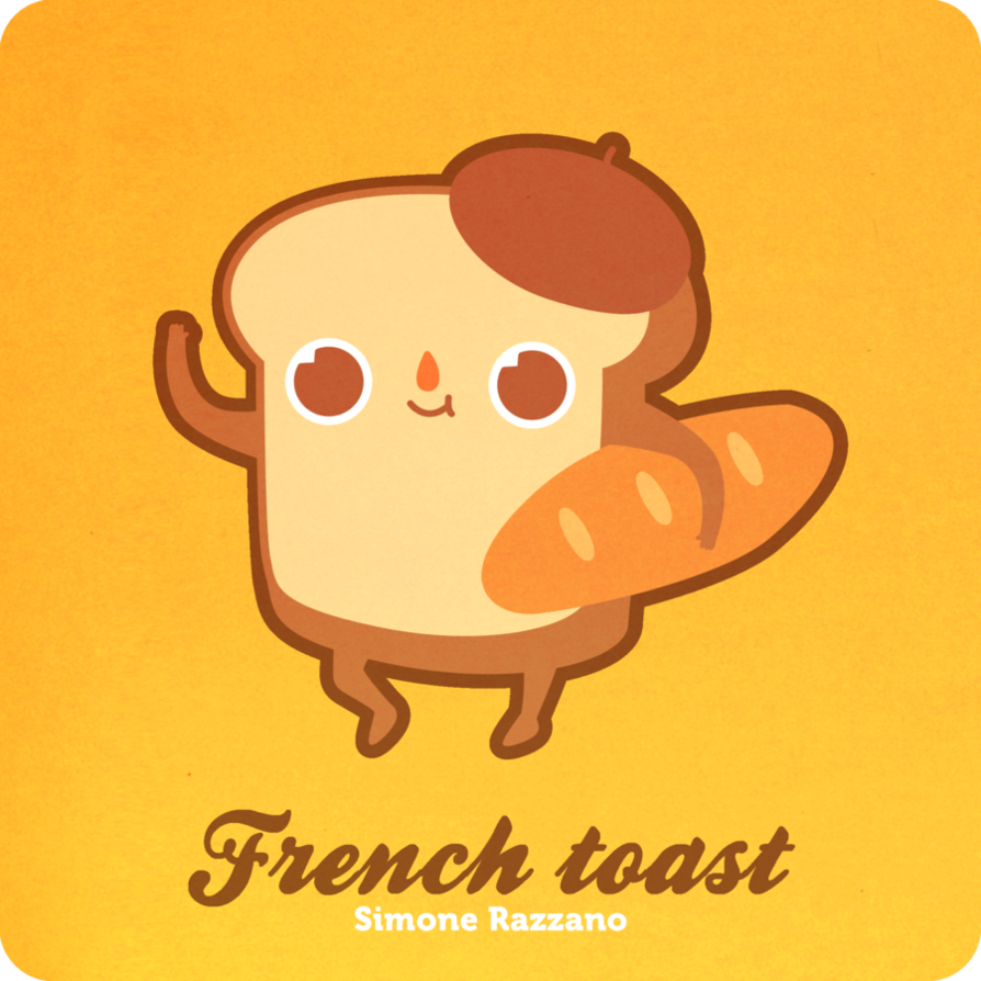 toast cute clipart clipart suggest